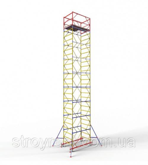 Передвижная вышка-тура 1,2х2,0 - 9 м аренда, прокат