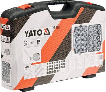 Набор чашек для снятия масляных фильтров YATO YT-0596, фото 2