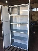 Шкаф металлический с трейзером, фото 1