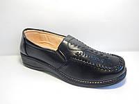 Женские туфли. 36-42 р. М-26 черный.