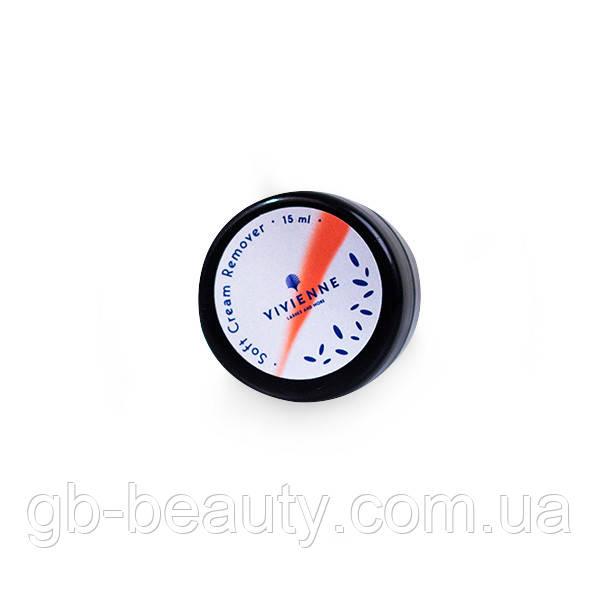 Безопасный кремовый ремувер VIVIENNE (производство Япония) (арбузный), 15 g