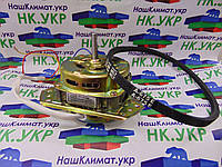 Ремкомплект для стиральной машины полуавтомат двигатель центрифуги YYG-70 ремень A 675 E, фото 1