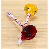 Ручка с колокольчиком Ring for love, фото 2