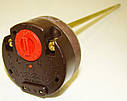 Терморегулятор механический стержневой RTR 20A Reco,Италия с защитным колпаком, проводом и эл. вилкой, фото 4