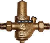 Редуктор давления мембранного типа Watts DRV15 1,5-6 бар