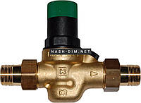 Редуктор давления воды Honeywell D05F-3/4A, фото 1
