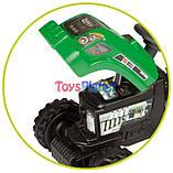 Трактор педальний, дитячий Smoby з причепом, фото 4