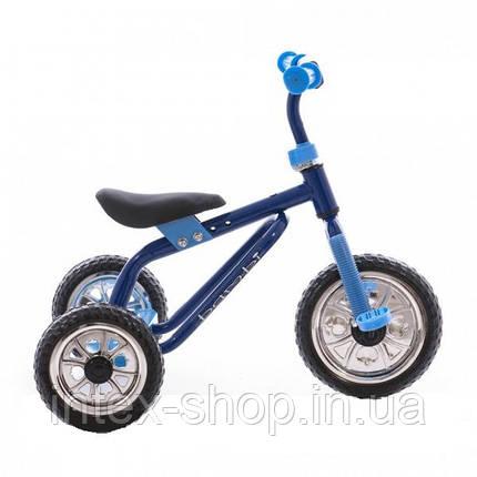 Трехколесный велосипед Profi Trike M 0688-1 Голубой, фото 2
