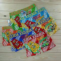 Трусы боксёры для мальчика XIGUIDA с тачками (L -XL-XXL)  12 шт упаковка ТДП-2821