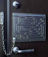 Замена замка в металлической двери  Днепропетровск
