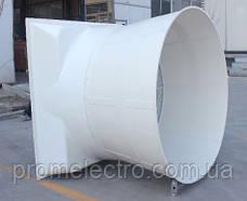 Осевой стекловолоконный вентилятор Турбовент ВХП 1060, фото 2