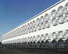 Осевой стекловолоконный вентилятор Турбовент ВХП 1260, фото 3