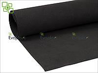 EVA, фоамиран 2 мм/черный 125х145 см. материал Evaplast 4100 (этиленвинилацетат)
