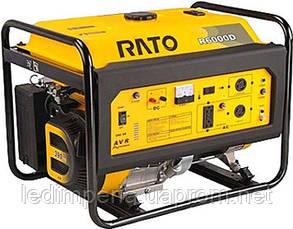 Бензиновый генератор Rato R6000WE