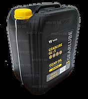 Масло трансмиссионное минеральное WOG Gearlube GL-5  80W-90  20л