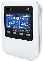 Комнатный регулятор температуры Tech WiFi PK