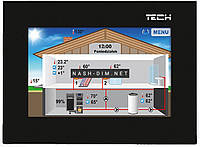 Комнатный регулятор температуры Tech ST-281, фото 1