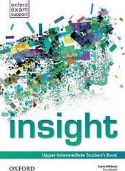 Insight Upper-Intermediate Student's Book