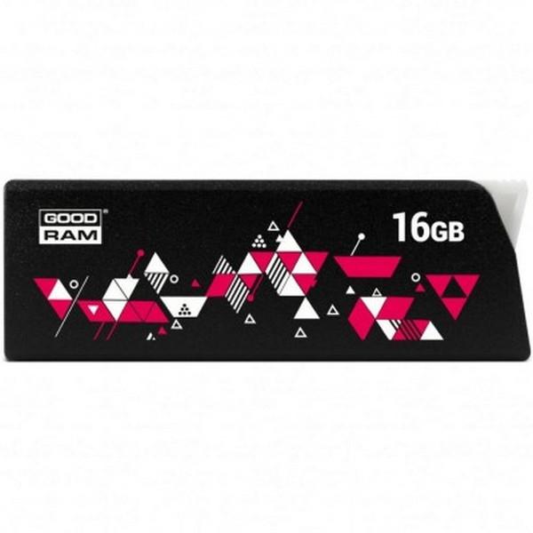 Флеш память 16GB USB 3.0 GOODRAM Click (UCL3-0160K0R11) Black