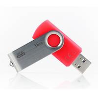 Флеш память 16GB USB 3.0 GOODRAM Twister (UTS3-0160R0R11) Red