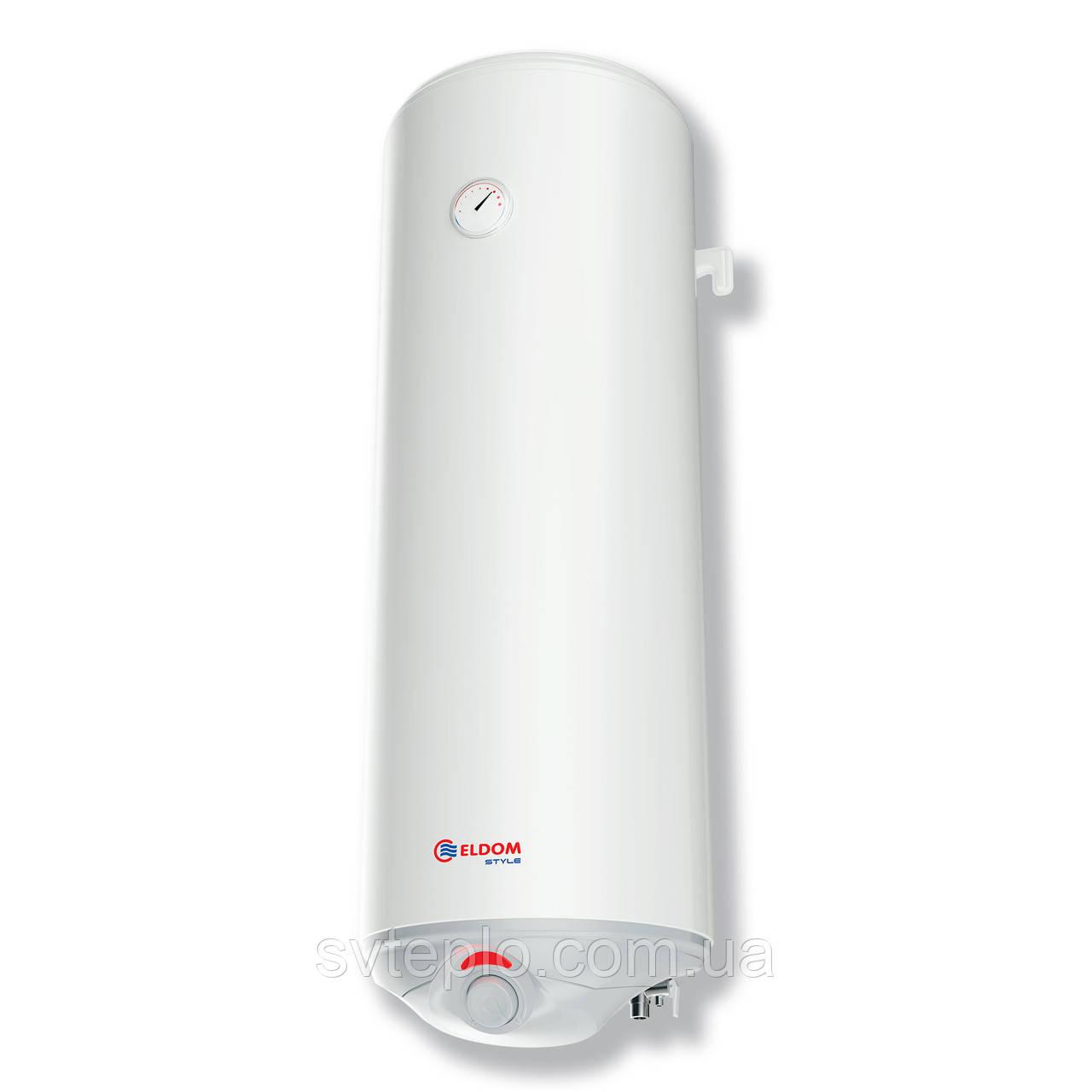 Электрический водонагреватель Eldom Style Dry 80 Slim