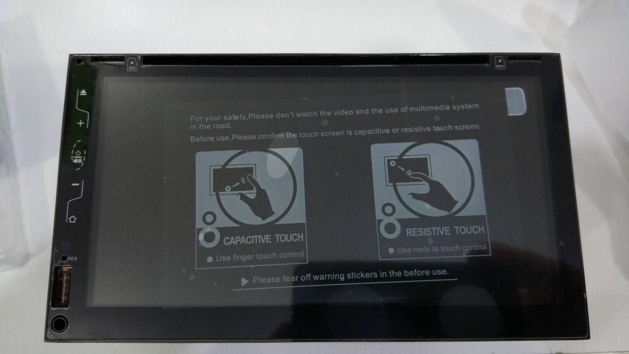 Автомагнітола 2DIN 6309-3 Android GPS магнітола автомобільна універсальна 2 дін