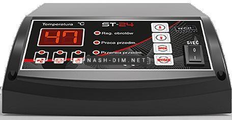Автоматика для твердопаливних котлів Tech ST-24 Sigma
