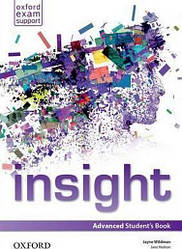 Insight Advanced Student's Book