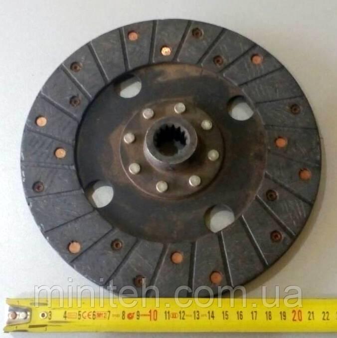 Диск сцепления ХТ (D-230 mm, Z-15)