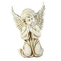 Ангел BST 480258  21 см белый
