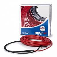 Нагревательный кабель двухжильный Deviflex™ 18T 2540/2775 Вт 155 м