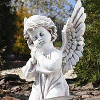 Ангел BST 480261 30 см белый