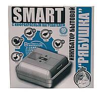 Інкубатор Рябушка Smart Plus 70 яєць, цифровий, з ручним переворотом і інфрачервоним нагрівачем (1-5), фото 1