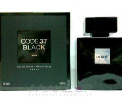 Туалетная вода Code 37 BLACK M 100ml