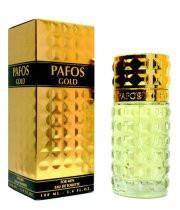 Туалетная вода Pafos Gold M 100ml