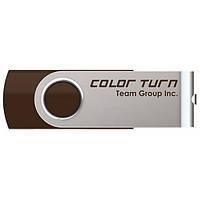 Флеш пам'ять 32GB USB 2.0 Team Color Turn E902 (TE902332GN01) Brown (TE902332GN01)