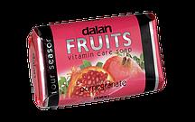 """Мыло Dalan Fruits """"Гранат"""" (150г.)"""