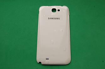 Задняя панель корпуса Samsung N7100 Note 2 Белая