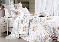 Семейный комплект постельного белья твил сатин ТМ Вилюта 302