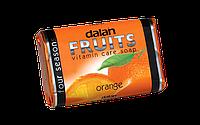 """Мыло Dalan Fruits """"Апельсин"""" (150г.)"""