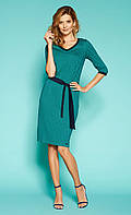 Zaps плаття Helmi смарагдового кольору, колекція весна-літо, фото 1