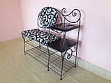 Кованый набор мебели   -  038, фото 10