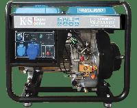 Дизельный генератор Könner&Söhnen KS 8100 HDE