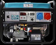 Бензиновый генератор Könner&Söhnen KS 10000E 1/3
