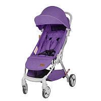 Детская коляска Yoya Care Future фиолетовая