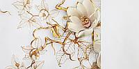 Фотошпалери Троянди на атласі №16996 Гладь, Латекс