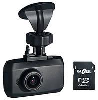 """Видеорегистратор  Full HD (1920x1080)  Gazer  диспл. 1,5"""", 160°, до 128 Гб microSD"""