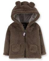 Меховая курточка Carters(США) 6мес, 9мес