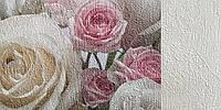 Фотошпалери Троянди на атласі №16996 200, нет, Рубін, Екосольвентна