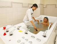 Кислородные ванны